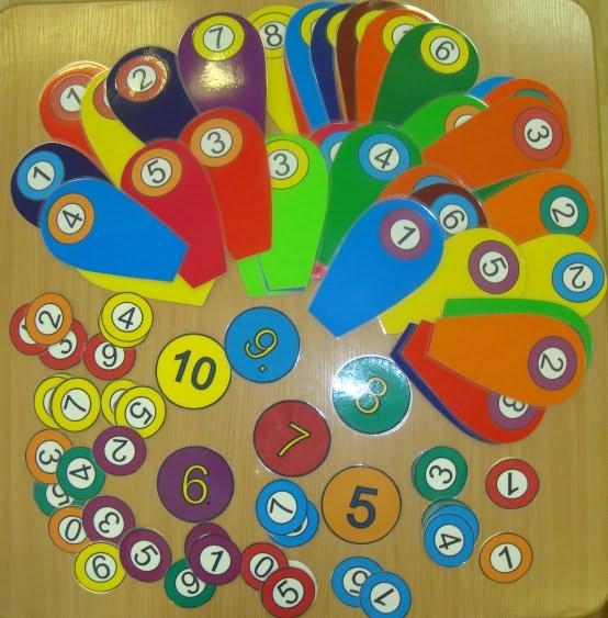 знакомства с цифрами для дошкольного возраста
