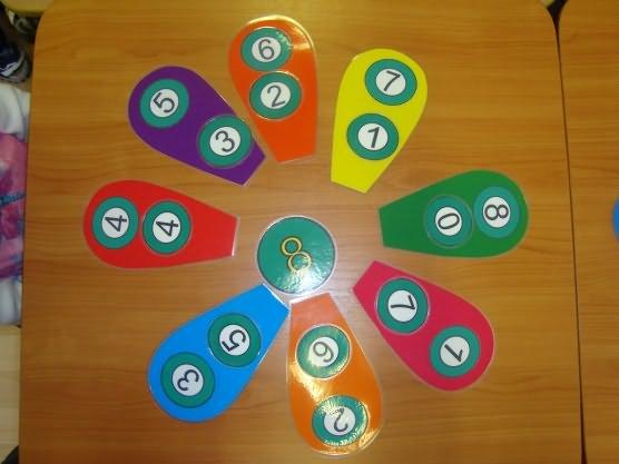 Развивающие игры по математике своими руками для дошкольников - Astro-athena.Ru