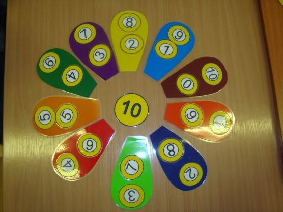 Игры для детей своими руками 5-6 лет
