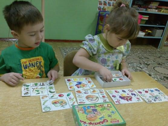 Развивающие занятия с детьми в домашних условиях