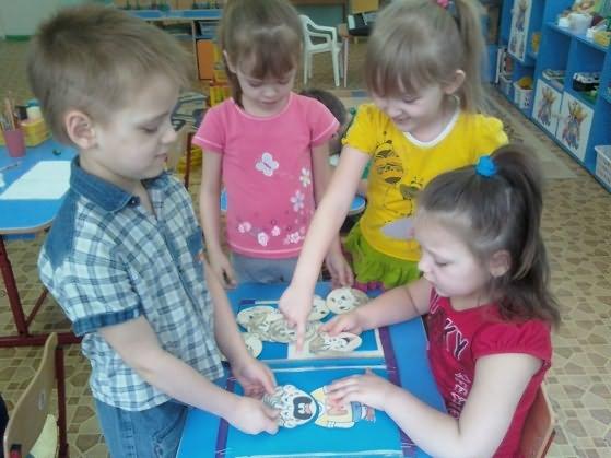 игры на знакомство дошкольников с эмоциями