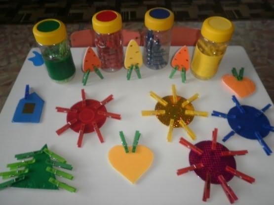 Игры для младшего дошкольного возраста своими руками