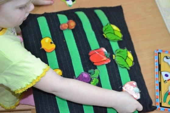 знакомство детей с материалами и их свойствами