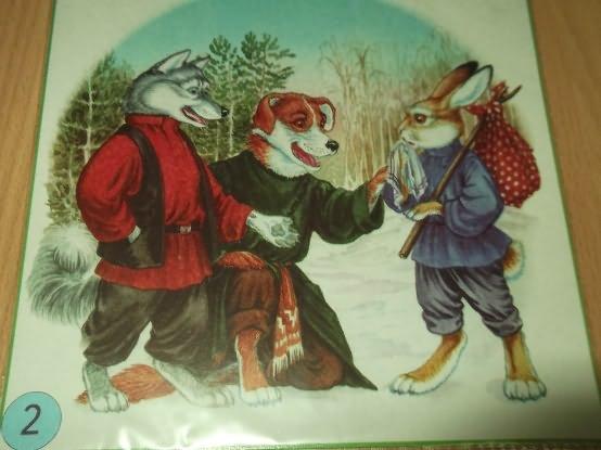 Рассказ по серии сюжетных картинок для дошкольников