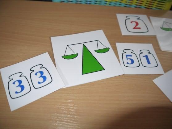 состав числа как познакомить
