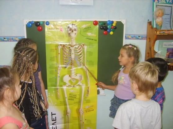 знакомство с опытом работы детского сада
